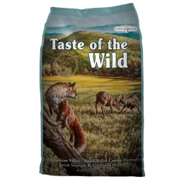 TASTE OF THE WILD Appalachian Valley Small Breed 6 kg
